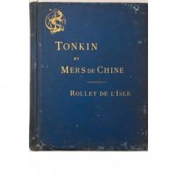 Au Tonkin et dans mers de Chine. Souvenirs et Croquis (1883-1885).