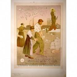 """Afiche para """"Notre-Dame du Travail"""""""
