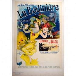 """Afiche para """"La Bodinière"""""""