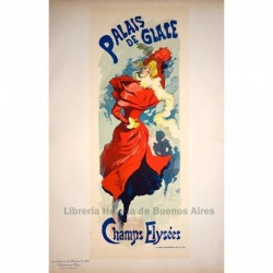 """Afiche para el """"Palais de Glace"""""""