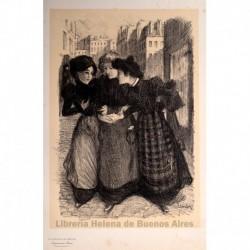 Diseño original para Les Maîtres de l'Affiche.