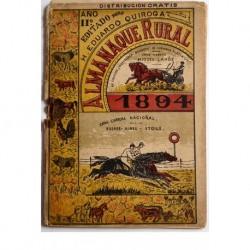 Almanaque rural 1894