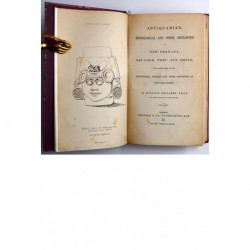 Antiquarian, ethnological and other researches in New Granada, Equador, Peru and Chile