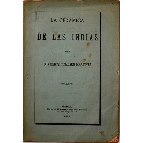 La cerámica de las Indias