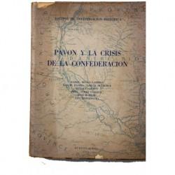 Pavon y la crisis de la Confederación.