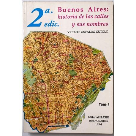 Buenos Aires: historia de las calles y sus nombres