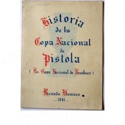 Historia de la Copa Nacional de Pistola