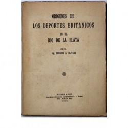 Orígenes de los deportes británicos en el Río de la Plata