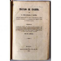 Tratado de Esgrima