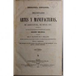 Diccionario de artes y manufacturas, de agricultura, de minas, etc