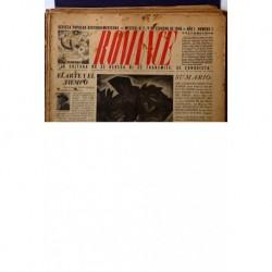 ROMANCE. 16 de 24 revistas. 1940 - 1941