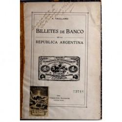 Billetes de banco de la República Argentina