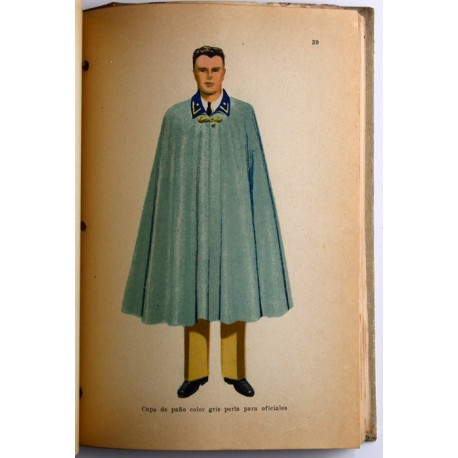 Reglamento de uniformes