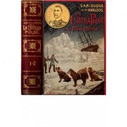 """La """"Estrella Polar"""" en el Mar Ártico. 1899-1900"""