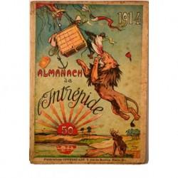 Almanach de l'Intrépide 1914