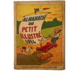 Almanach du Petit Ilustré 1914
