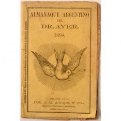 Almanaque Argentino del Dr. Ayer 1898