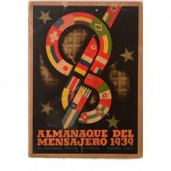 Almanaque del mensajero 1939.