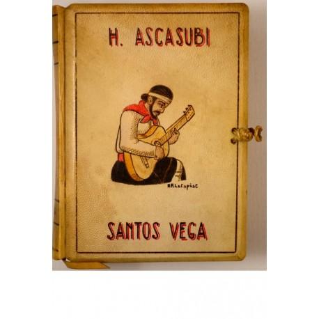 Santos Vega o los mellizos de la flor.